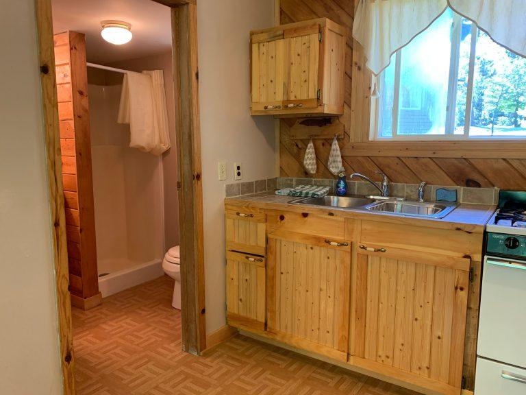 cabin Ten bath