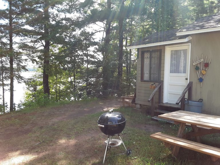 cabin 3 view