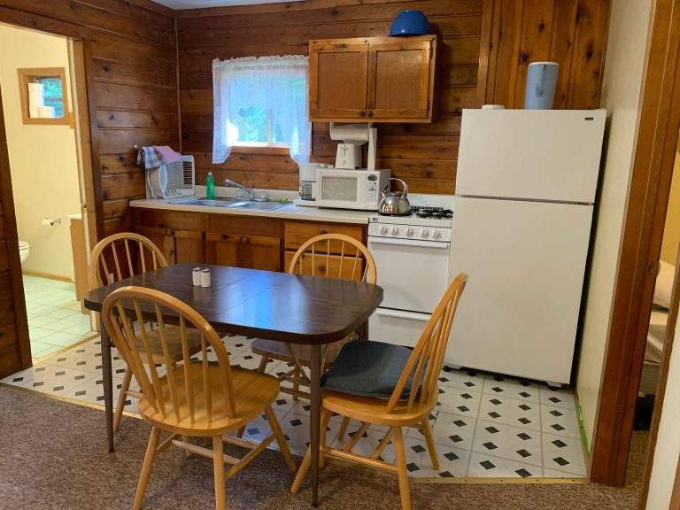 cabin 5 kitchen